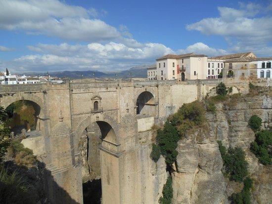 El Tajo: Great view