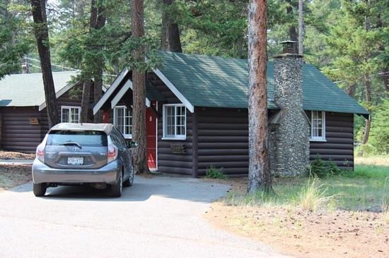 Pocahontas Cabins: Our cabin
