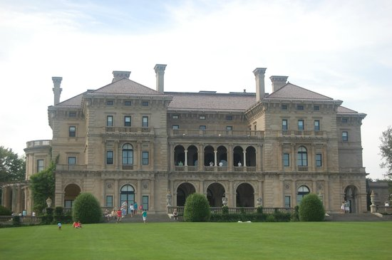 The Breakers: From the lawn