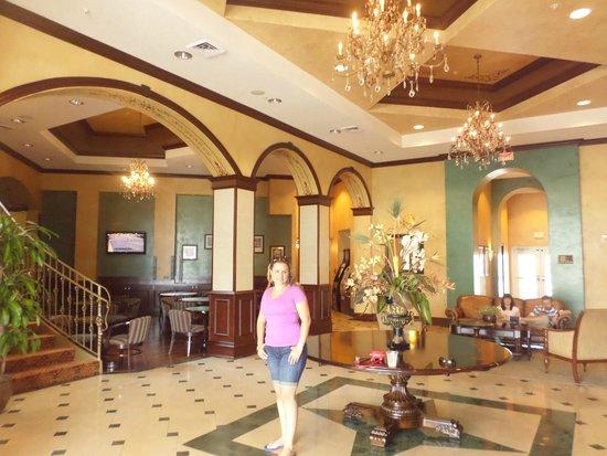 The Point Orlando Resort: Lobby do Hotel