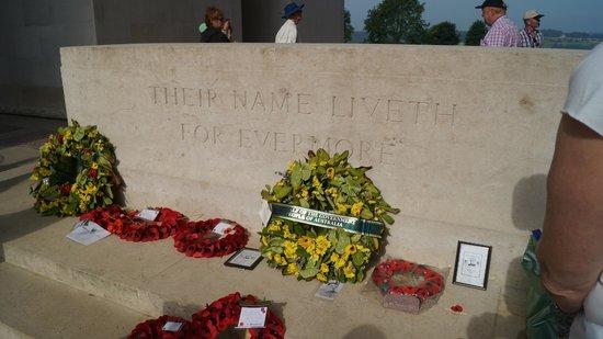 Mémorial de Thiepval : Thiepval Memorial