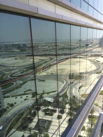 InterContinental Dubai Festival City: Reflections