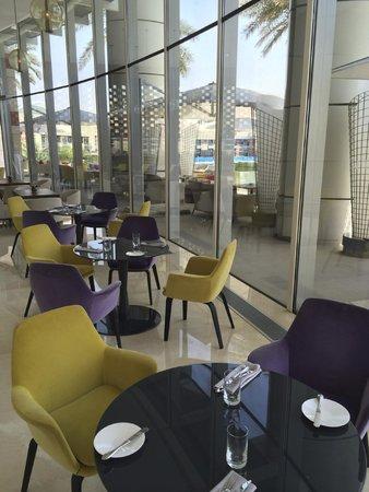 InterContinental Dubai Festival City: Wonderful restaurants