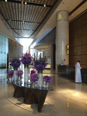 InterContinental Dubai Festival City: Lobby area