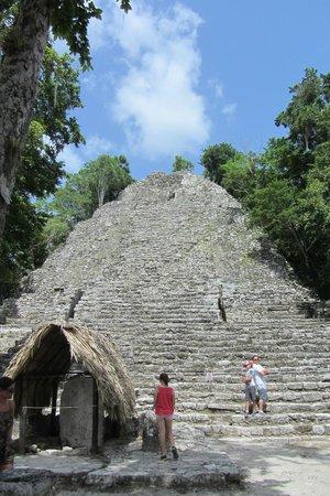 Coba Mayan Traditions: Ruins