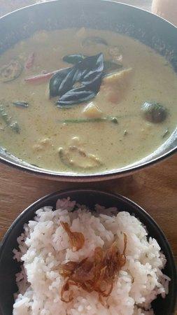 Fat Chow: Thai Green curry
