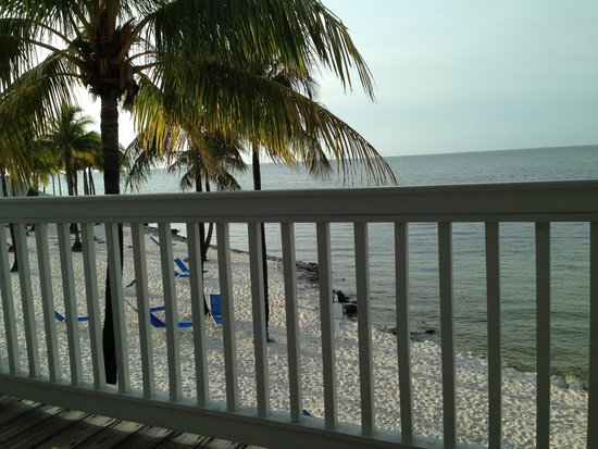 Tranquility Bay Beach House Resort: Balcony view