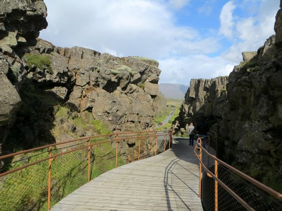Ruta del Círculo Dorado: シンクヴェトリル国立公園