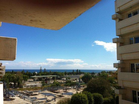 NH Marbella: Vista da Varanda
