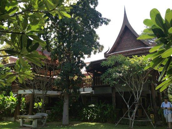 Baan Thai House : Main reception / restaurant