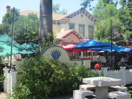 Blue Agave Club (Mexican, Pleasanton, CA