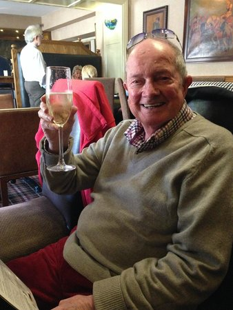 Castle Hotel: 80th Birthday Toast