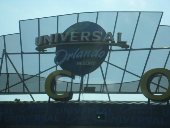 Universal Studios Florida: Entrada do Parque