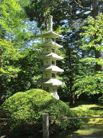 Japanese Tea Garden : Paisagismo impecável!