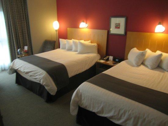 Brookstreet Hotel : My room 1217