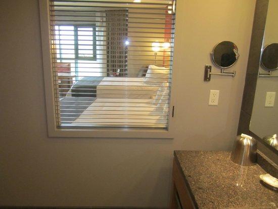 Brookstreet Hotel: My room 1217