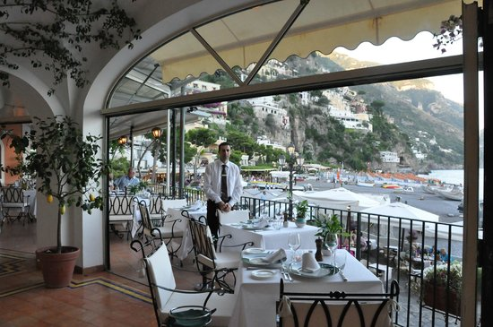 Covo Dei Saraceni: the gorgeous terrace restaurant