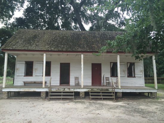 Middleton Place: Slave Cabin