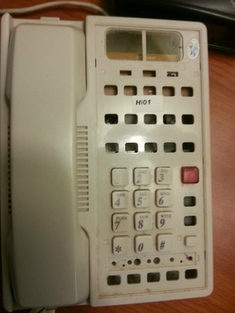 Quality Inn Historic East - Busch Gardens Area: Phone Shell