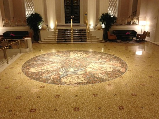 Waldorf Astoria New York : Refurbished lobby 3