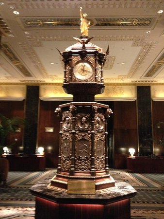 Waldorf Astoria New York : Tradition