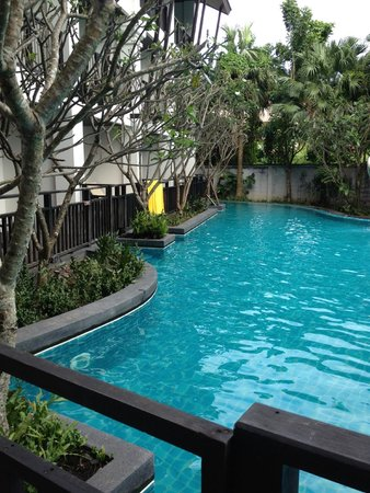 Centara Anda Dhevi Resort and Spa: View from pool access room