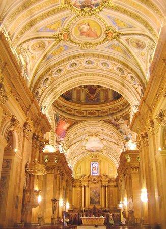 Museo Histórico UNC  Manzana Jesuítica: Catedral de Cordoba - Interior -