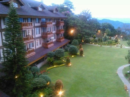 The Manor at Camp John Hay: sweet ambiance