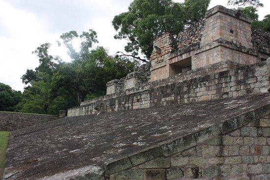 Les Ruines de Copan : Juego de Pelota
