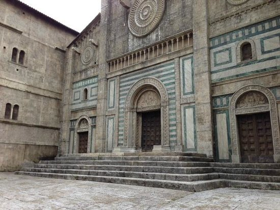 "Cinecitta Si Mostra - Shows Off: Set from ""the Borgias"""