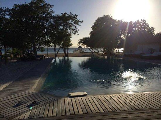 Punta Rucia Lodge : Pool