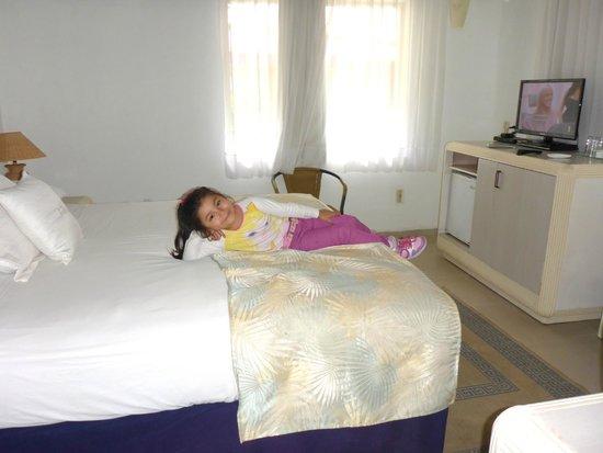 Cocoplum Beach Hotel: nuestra habitacion 116