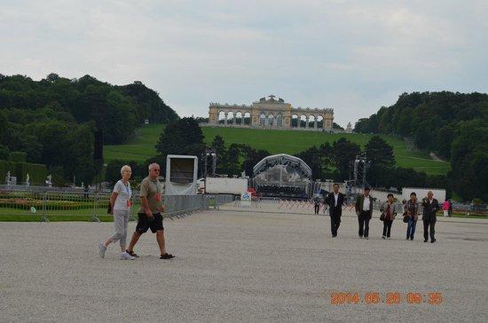Schonbrunner Gardens: 1