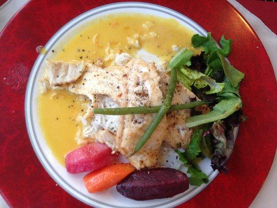 Restaurant la bolee : Phil labrador  Fischgericht