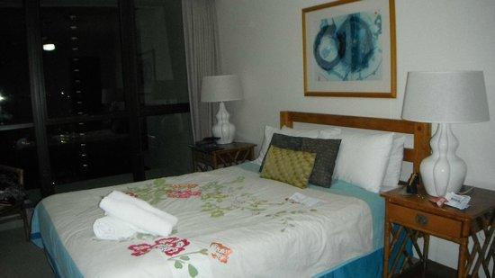 BreakFree Beachpoint: main bedroom