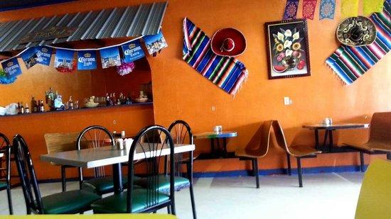 San Luis Restaurant Holdenville