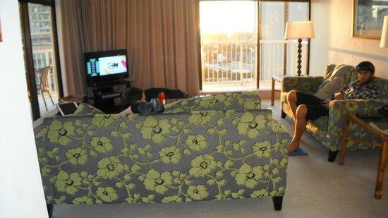 BreakFree Beachpoint : lounge
