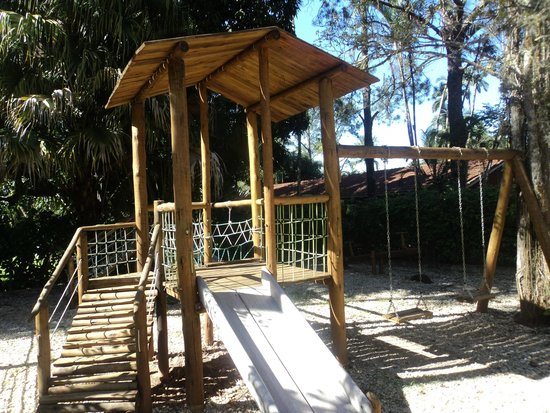 Rio-Penedo Hotel: espaço para crianças