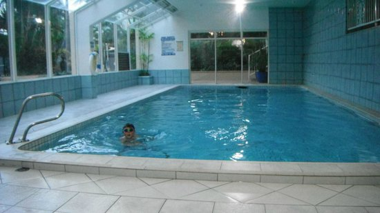 BreakFree Beachpoint: Indoor heated pool