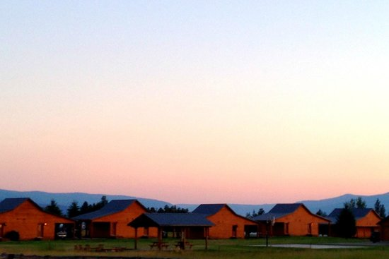 RiverStone Family Lodge: view of cabins
