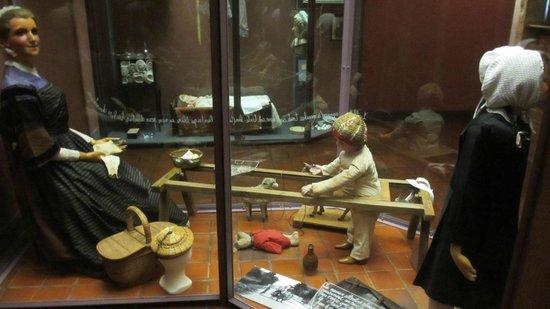 Musee de la Vie Bourguignonne: Baby walker