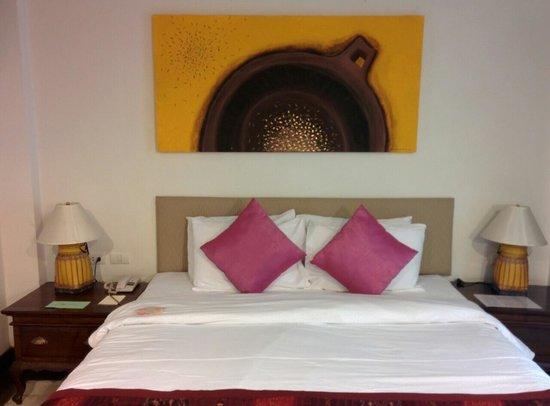 Yantarasiri Resort: Room