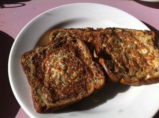 Sunrise Restaurant: French Toast