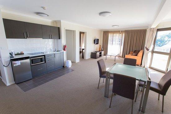 Peninsula Nelson Bay: Honeymoon Suite
