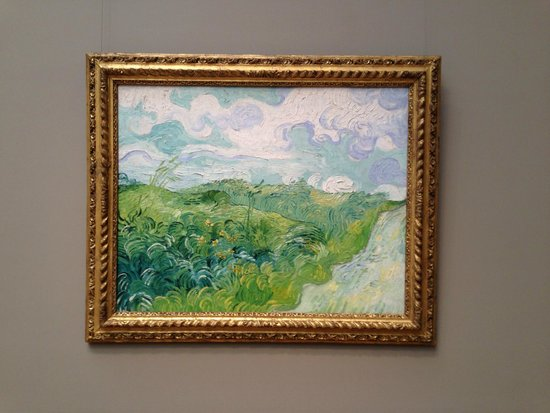 National Gallery of Art : One of several Van Gogh's.