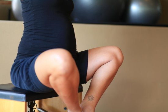 Florblanca - Pilates: Prenatal Wunda Chair Footwork