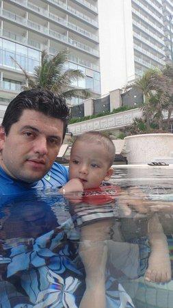 Sandos Cancun Luxury Resort: Yeeeeeeiiiii
