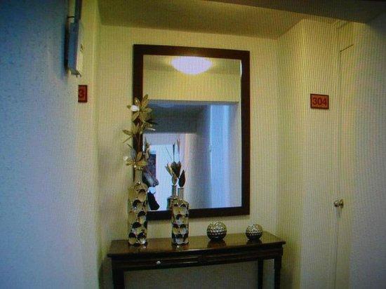Tierra Viva Arequipa Plaza Hotel: Pasadizo de las habitaciones del Hotel Tierra Viva
