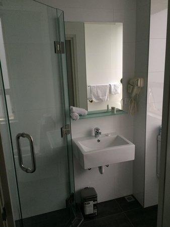 Ascotia off Queen: Bathroom