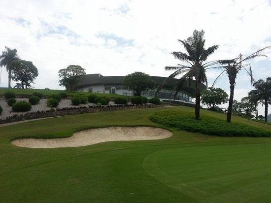 Hai Duong, Vietnam: the club house